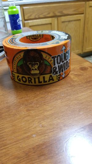 Black gorilla tape for Sale in Portland, OR