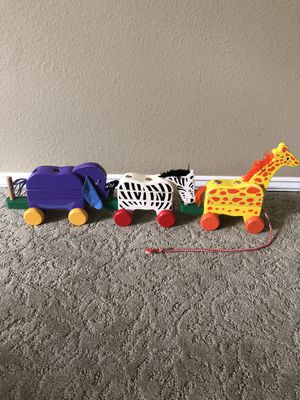 Wooden toys for toddler for Sale in Redmond, WA