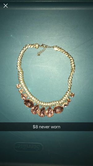 Forever21 necklace for Sale in Marengo, OH