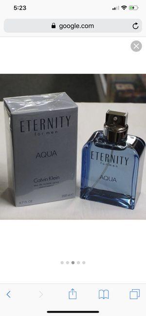 Eternity Aqua Perfume for Sale in Santa Ana, CA