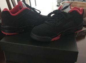 Jordan 5's retro low for Sale in Phoenix, AZ