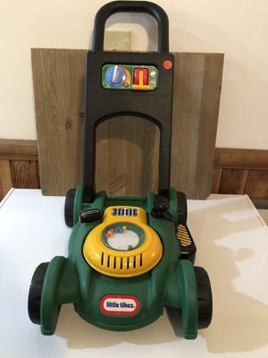 Working kids Lawnmower toy for Sale in Portland, OR