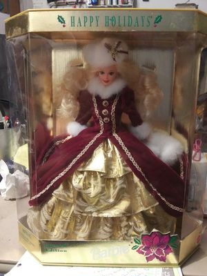 8 Mattel era various collector Barbie dolls never opened for Sale in Collinsville, IL