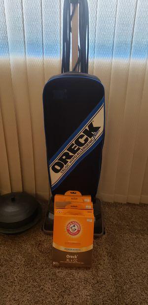 Oreck vaccum for Sale in Redding, CA