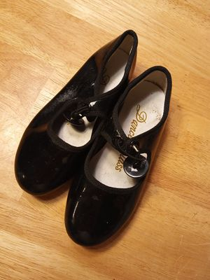 Dance class dancing shoes toddler size 9 for Sale in Portsmouth, VA