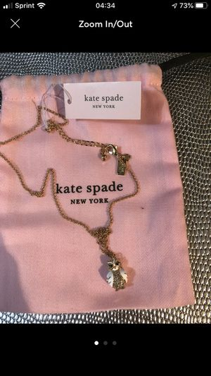 Kate spade ♠️ brand new necklace for Sale in Miami Beach, FL