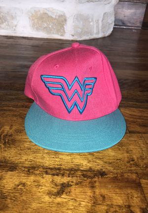 Six Flags Wonder Woman Snapback Hat for Sale in Prosper, TX