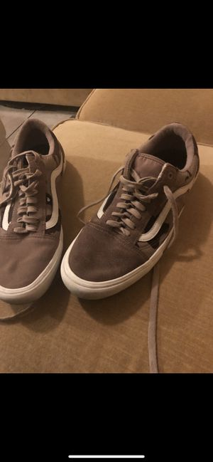 Vans shoes for Sale in Bakersfield, CA