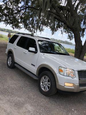 2008 Ford Explorer Eddie Bauer for Sale in Winter Haven, FL