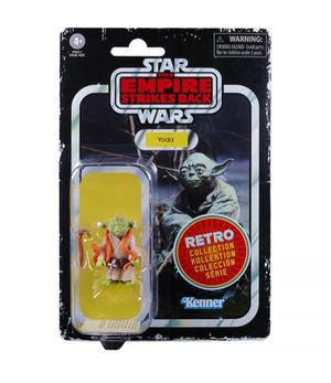 YODA Star Wars Retro Collection action figure Exclusive New Sealed for Sale in Miami, FL