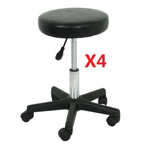 LOTS 4 Adjustable Height Tattoo Salon Stool Rolling Chair Facial Massage Office for Sale in Lake Elsinore, CA