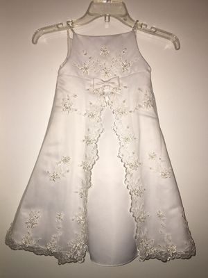 Davids Bridal Flower Girl Dress 3T $50 for Sale in Gibsonton, FL