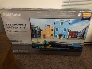 "50"" brand new tv for Sale in Lansing, MI"