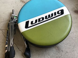 Ludwig Atlas Classic Round Throne Seat for Sale in Los Angeles,  CA