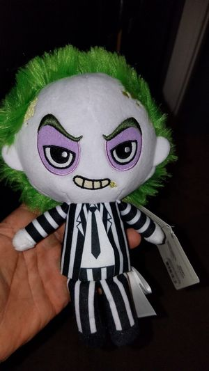 Beetlejuice plushie for Sale in Tampa, FL