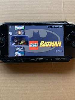 PSP Black With 5k+ Games And Movies 😱 for Sale in Santa Ana,  CA