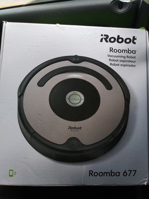 Robot Roomba 677 for Sale in Miami, FL