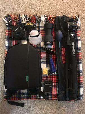 Nikon D3200 - Photography Starter Kit for Sale in Austin, TX