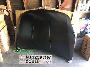 08 - 13 Nissan Rogue Hood Panel for Sale in Baldwin Park, CA