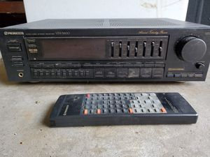 Pioneer receiver VSX-3600 with remote - pre-owned (original owner) for Sale in Arlington Heights, IL