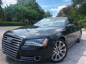 "2014 AUDI A8 L 3.0 QUATTRO TDI ""DIESEL"" $6998/Down $478/Mo incl ins - $25998 for Sale in Tampa, FL"