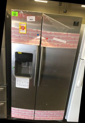 Samsung Side by Side Refrigerator Model: RS25J500DSR❗️ 4QG for Sale in Dallas, TX