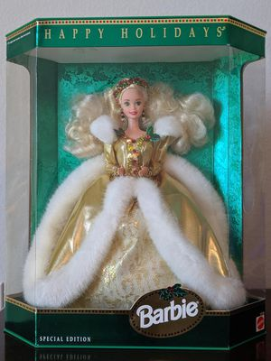 1994 Happy Holidays Barbie Special Edition for Sale in Tumwater, WA