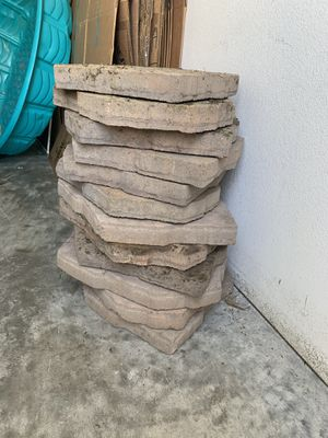 Prism Ashland Concrete patio stones for Sale in Jacksonville, NC