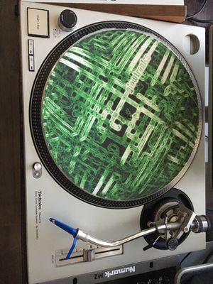 Technics 1200 turntable, Numark Mixer, and Ortofon DJ cartridge/needle for Sale in Escondido, CA