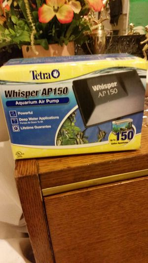 Whisper ap150 for Sale in Cleveland, OH