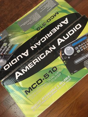 AMERICAN AUDIO for Sale in Fort Worth, TX