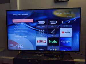 Sharp smart tv for Sale in Washington, DC