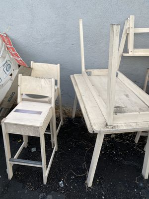 Tables and Chairs for sale $$ for Sale in Los Angeles, CA
