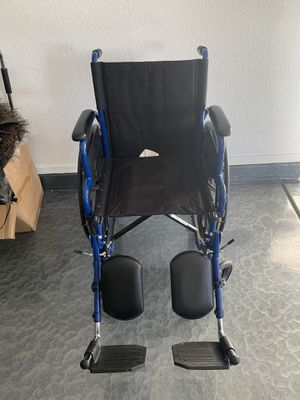 """BRAND NEW DRIVE WHEELCHAIR. 16"""" for Sale in Peoria, AZ"""