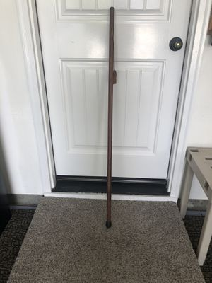 Brazos Wooden Walking Stick for Sale in Nampa, ID