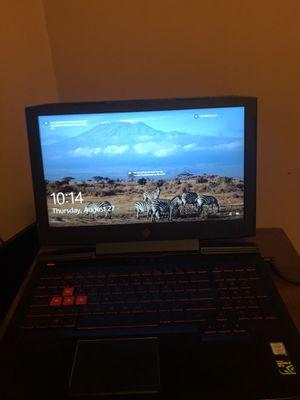 Omen laptop by HP for Sale in Lexington, SC