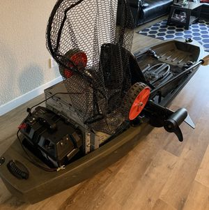 Ascend 10T Fishing Kayak for Sale in Manteca, CA