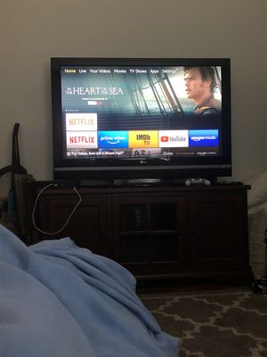 50 inch LG TV for Sale in Fort Worth, TX