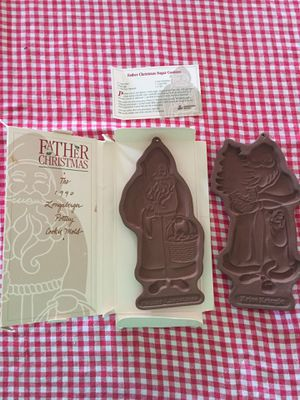 Vintage- cookie molds - collectibles for Sale in Laveen Village, AZ