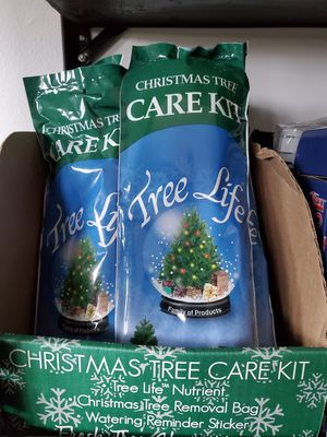 Christmas Tree Care Kit for Sale in BVL, FL