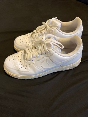 Nike Air Force 1's Sz 9.5 30$ for Sale in Fresno, CA