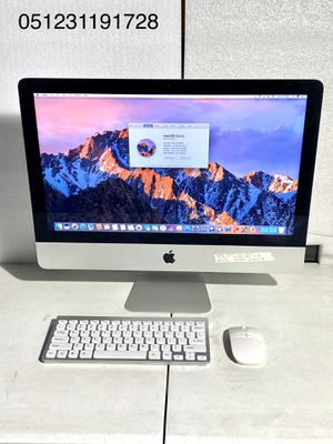 Apple iMac 21.5in. Late 2013 ME086LL/A 8GB 1TB Core i5 2.7GHz with Wireless Keyboard and Mouse for Sale in Irving, TX