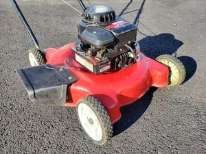 "20"" MTD 4. 5 push mower for Sale in Bristol, PA"