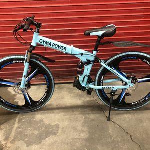 Folding Oyma Power Bike for Sale in Laurel, MD