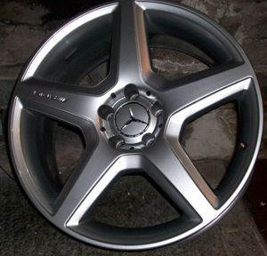 Please Read before contacting me..19 Inch Amg rims. for Sale in Landover, MD