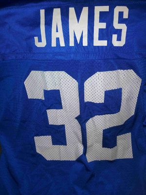 NFL JERSY JAMES for Sale in Troy, KS