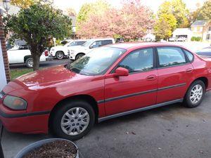 2005 Chevy Impala for Sale in Winchester, VA