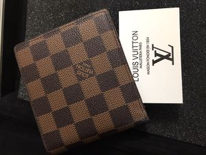 Louis Vuitton Wallet ( New ) for Sale in Houston, TX