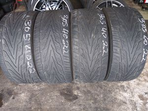 305 40 22 Toyo Tires very great 350$ mounted and balanced if required for Sale in Mableton, GA