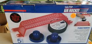 Table air hockey game for Sale in Lyons, IL
